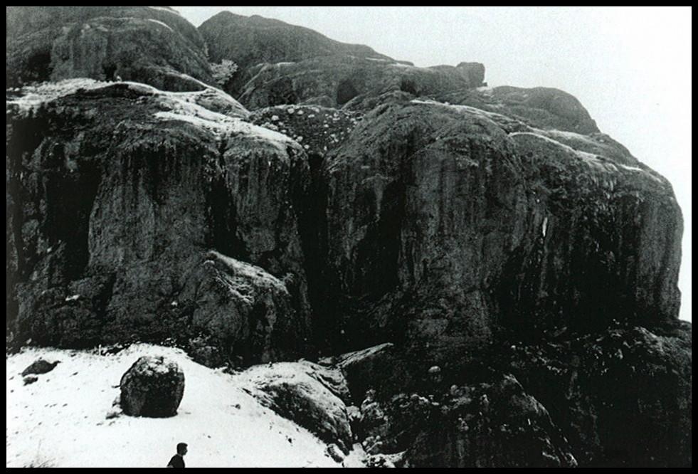 Carl Michael von Hausswolff, Alamount 1986
